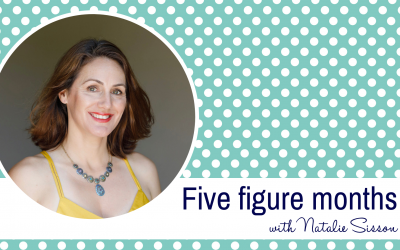 Episode 221: Five-figure months with Natalie Sisson